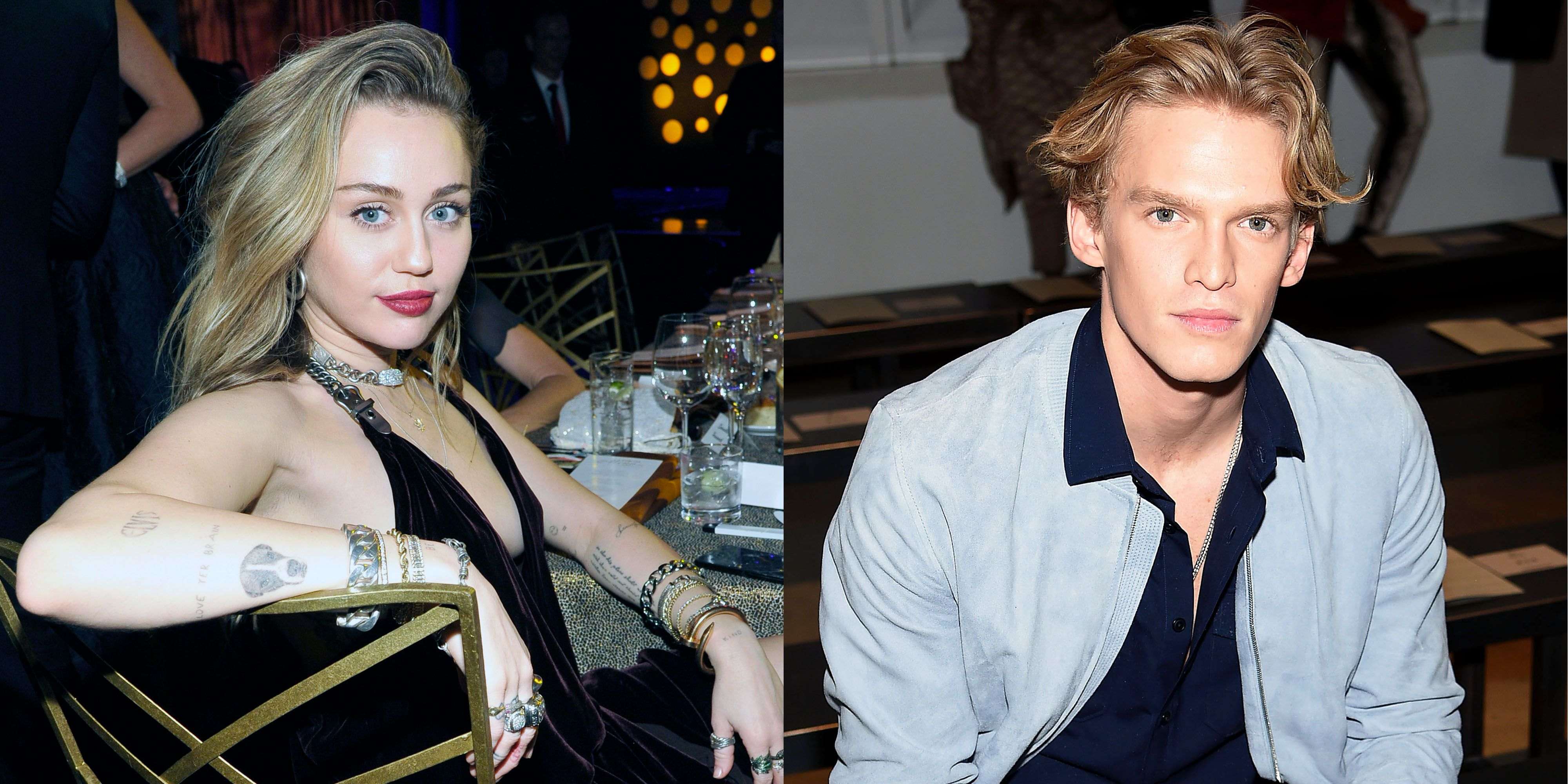 Miley Cyrus Confirms That She and Cody Simpson Are Exclusive on Instagram