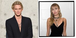 Cody Simpson and Miley Cyrus