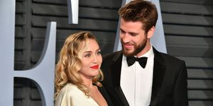Miley Cyrus denies cheating on Liam Hemsworth