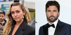 Brody Jenner en Miley Cyrus