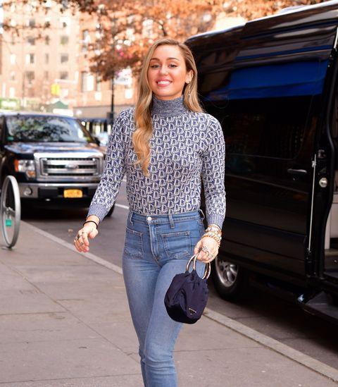 Celebrity Sightings in New York City - December 12, 2018