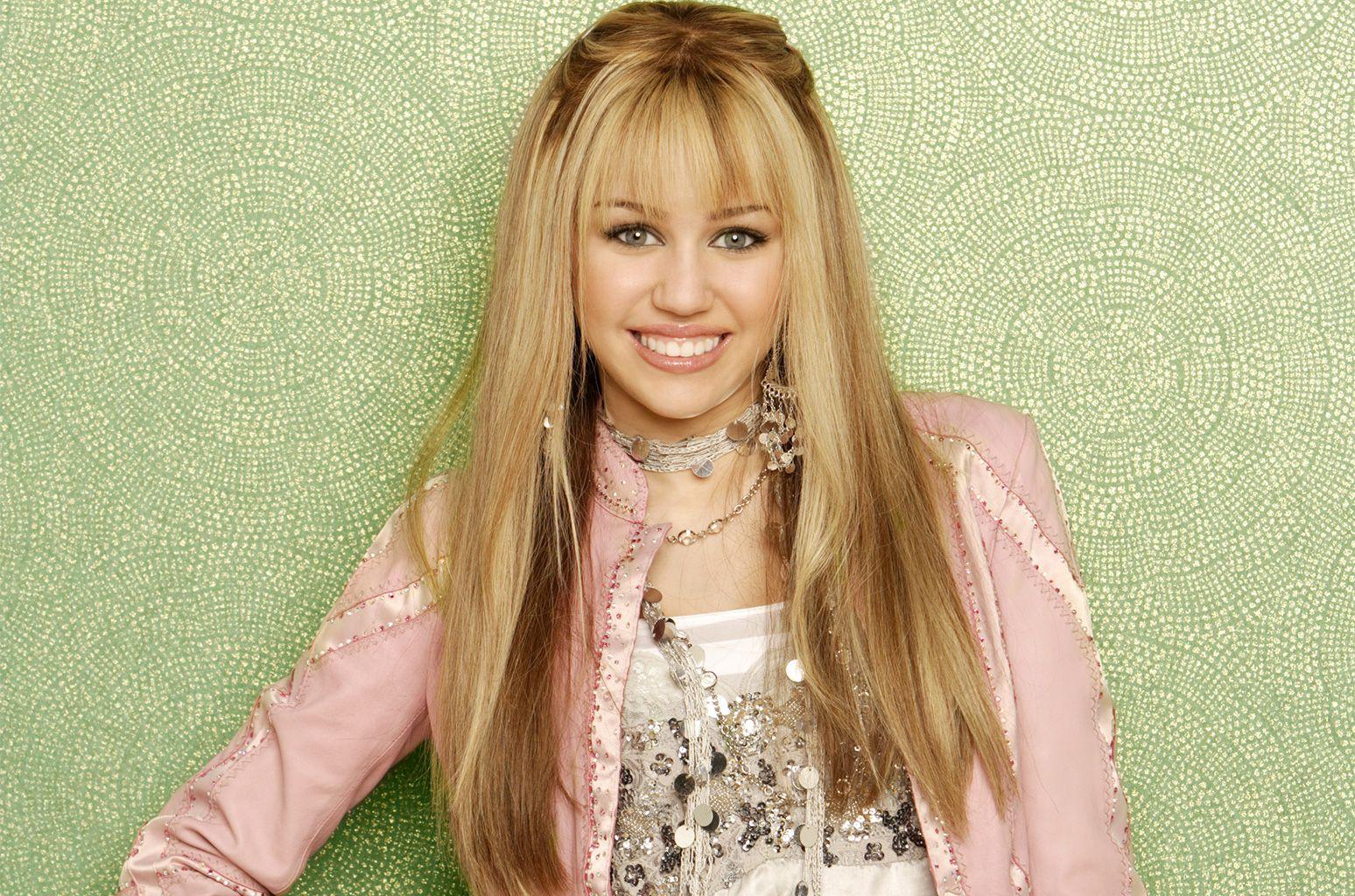 Miley Cyrus as Miley/Hannah on Hannah Montana felt ridiculous because she was grown up.
