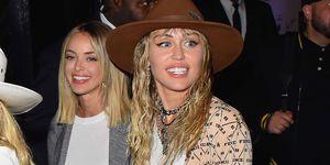 Miley Cyrus en Kaitlynn Carter