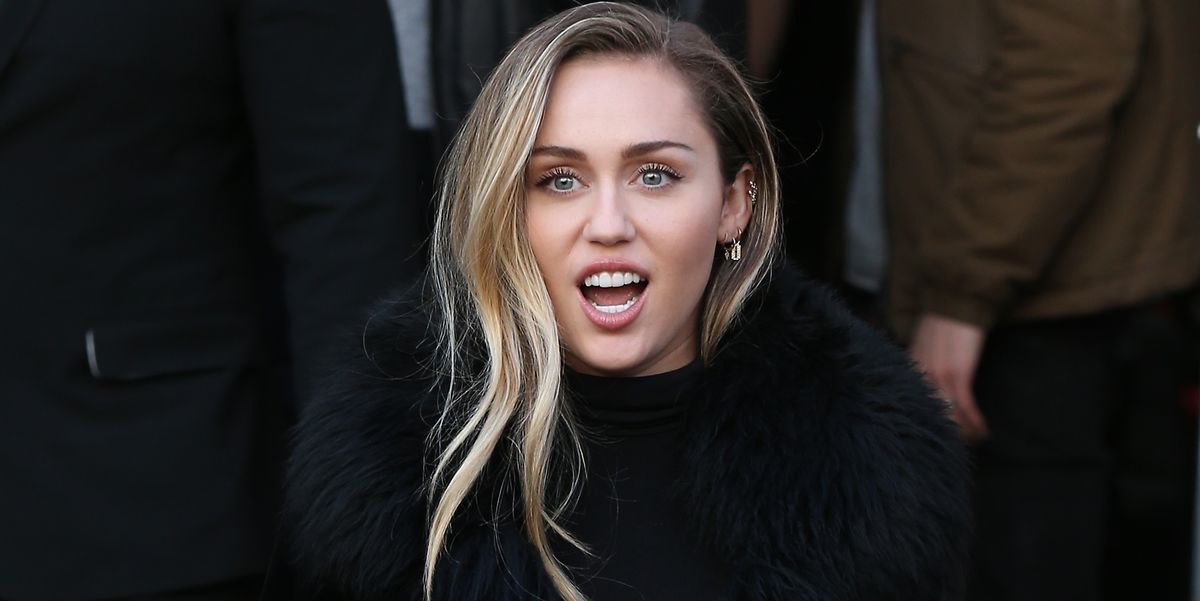 Miley Cyrus Wore a Super Revealing Outfit on 'SNL' Last Night and Twitter Is Losing It