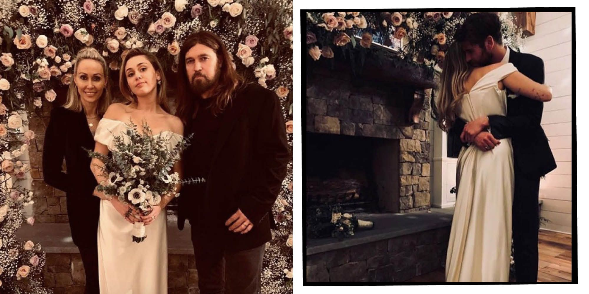 Miley Cyrus And Liam Hemsworth S Wedding Was Surprisingly Affordable