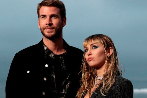 Liam Hemsworth Miley Cyrus dating historia