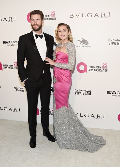 Miley Cyrus And Liam Hemsworth Dating Timeline Liam And Miley