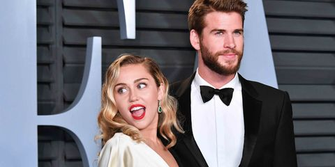 Every Clue Miley Cyrus And Liam Hemsworth Were About To Get Married