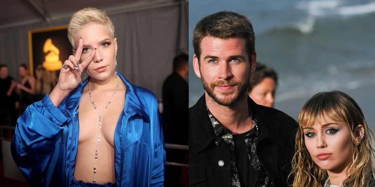 Halsey contro i commenti sulla bisessualità di Miley Cyrus per rompere i pregiudizi sul tradimento