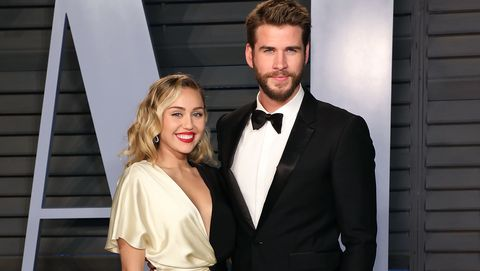 Is This The Real Reason Miley Cyrus And Liam Hemsworth Finally Got