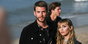 Miley and Liam divorce - miley twitter statement