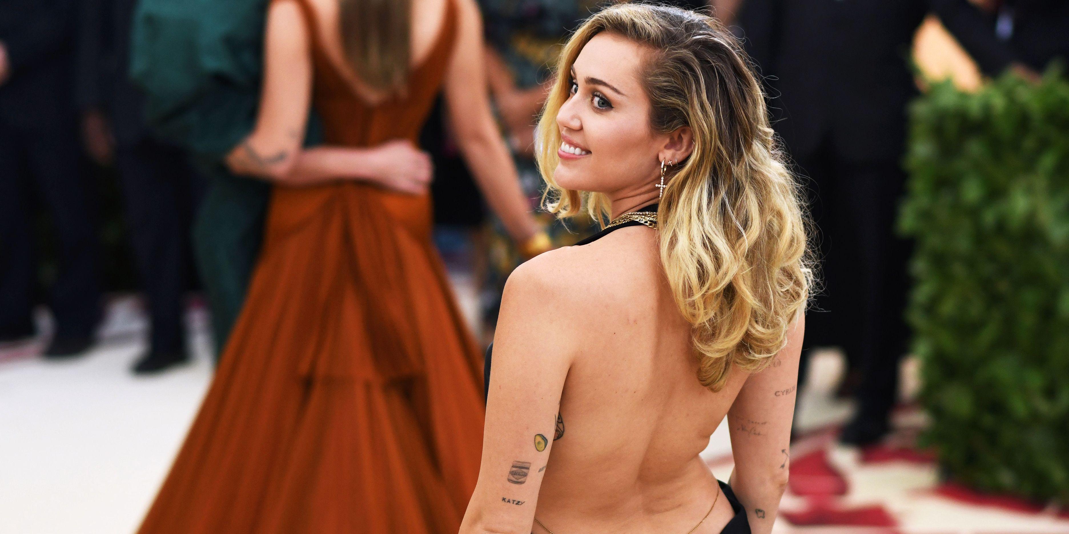 Miley Cyrus Met Gala 2018