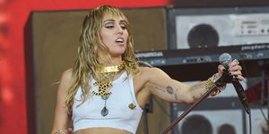 Glastonbury Festival 2019 - miley cyrus