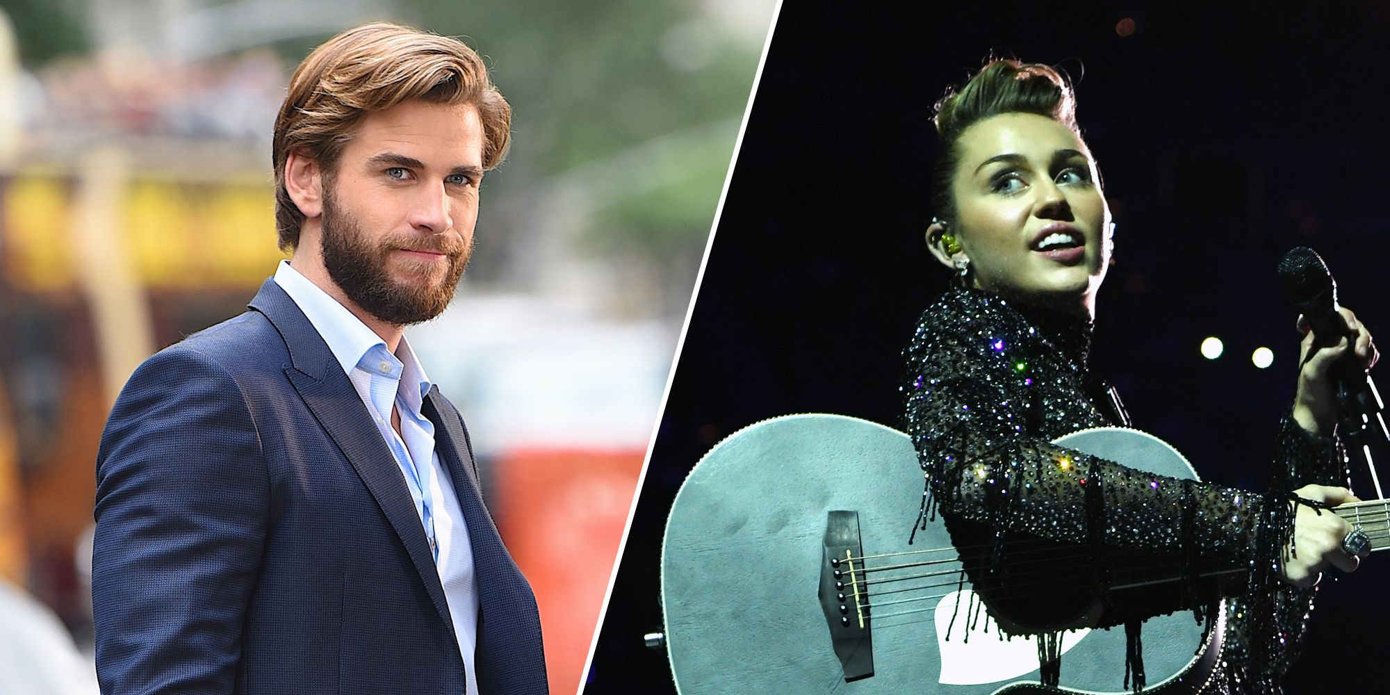 Liam Hemsworth Lyrics on Miley Cyrus's Younger Now Album - Liam