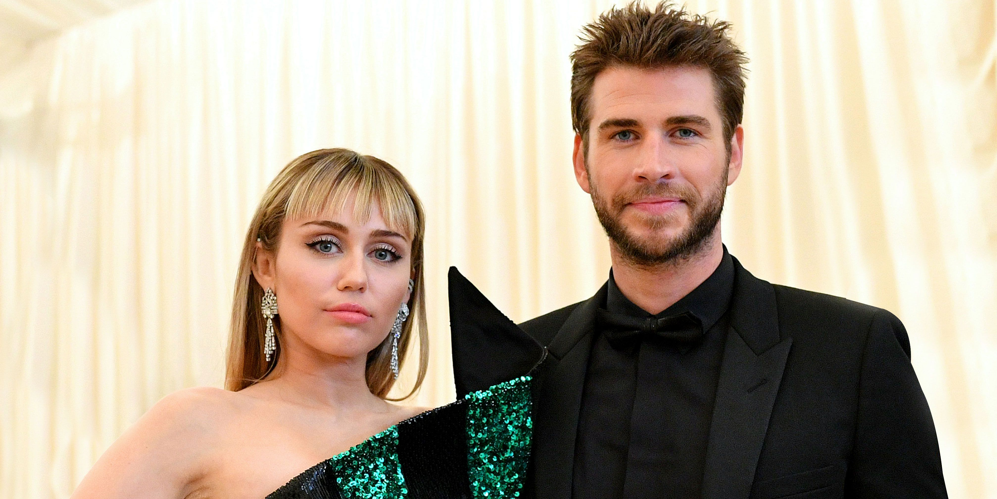 Miley Cyrus Implied Liam Hemsworth Is Not a Good Person During Instagram Live