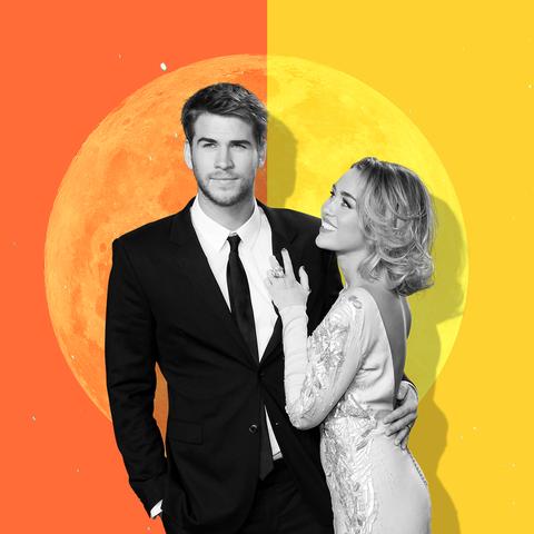 Yellow, Trousers, Coat, Dress, Formal wear, Suit, Orange, Interaction, Love, Romance,