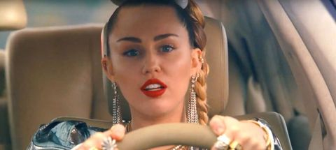 miley cyrus new nothing breaks like a heart song lyrics explained