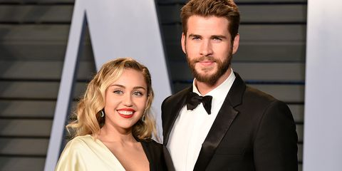Miley Cyrus Liam Hemsworth S Official Wedding Photos Have Been