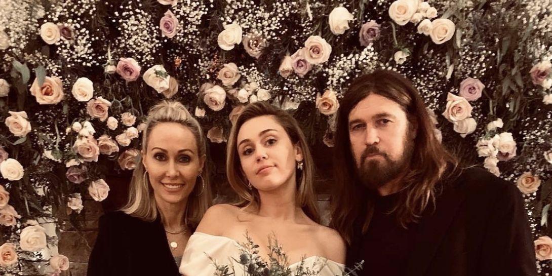 Photos miley cyrus wedding Miley Cyrus