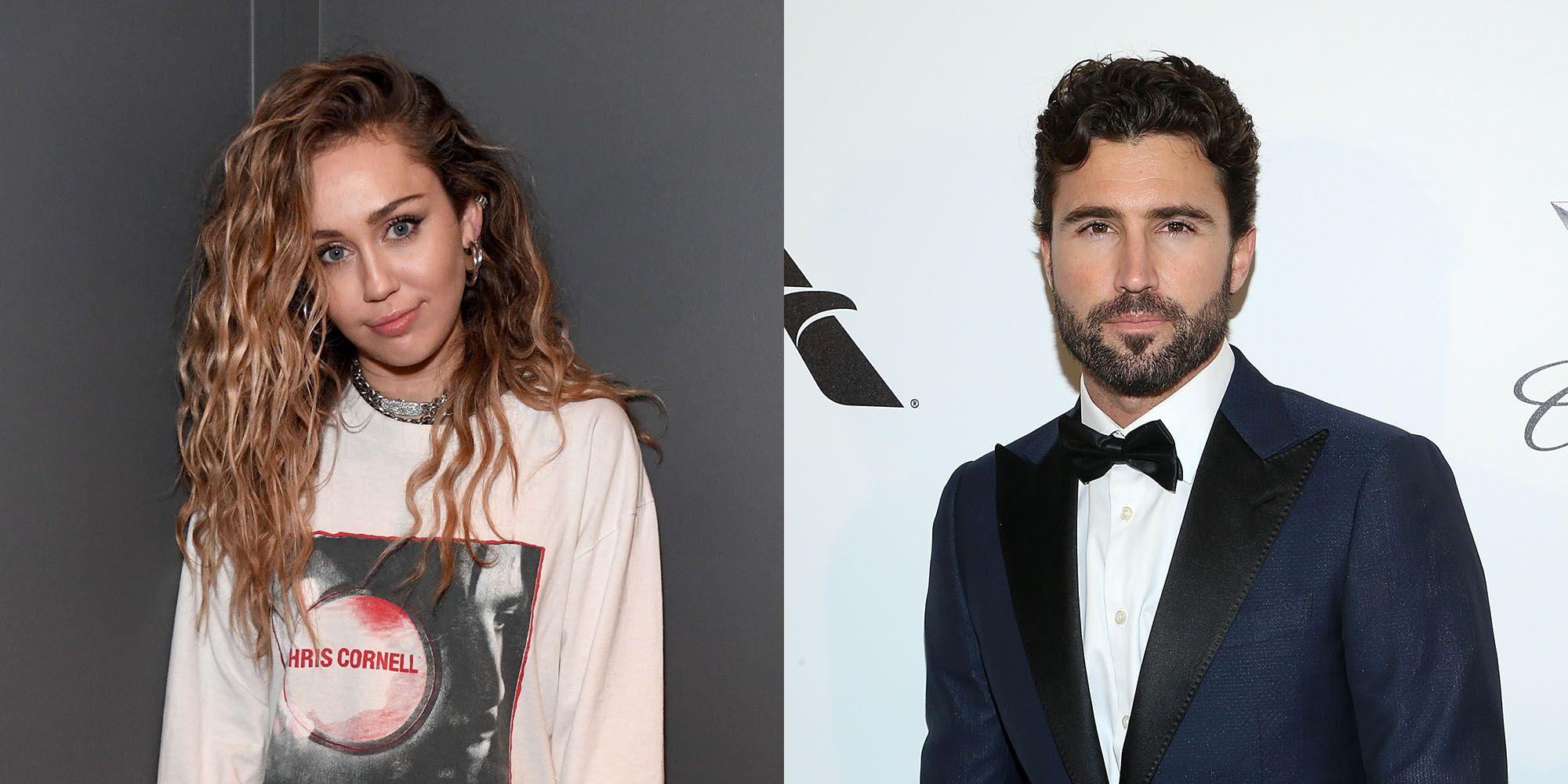 Miley Cyrus and Kaitlynn Carter sent Brody Jenner an unusual birthday present