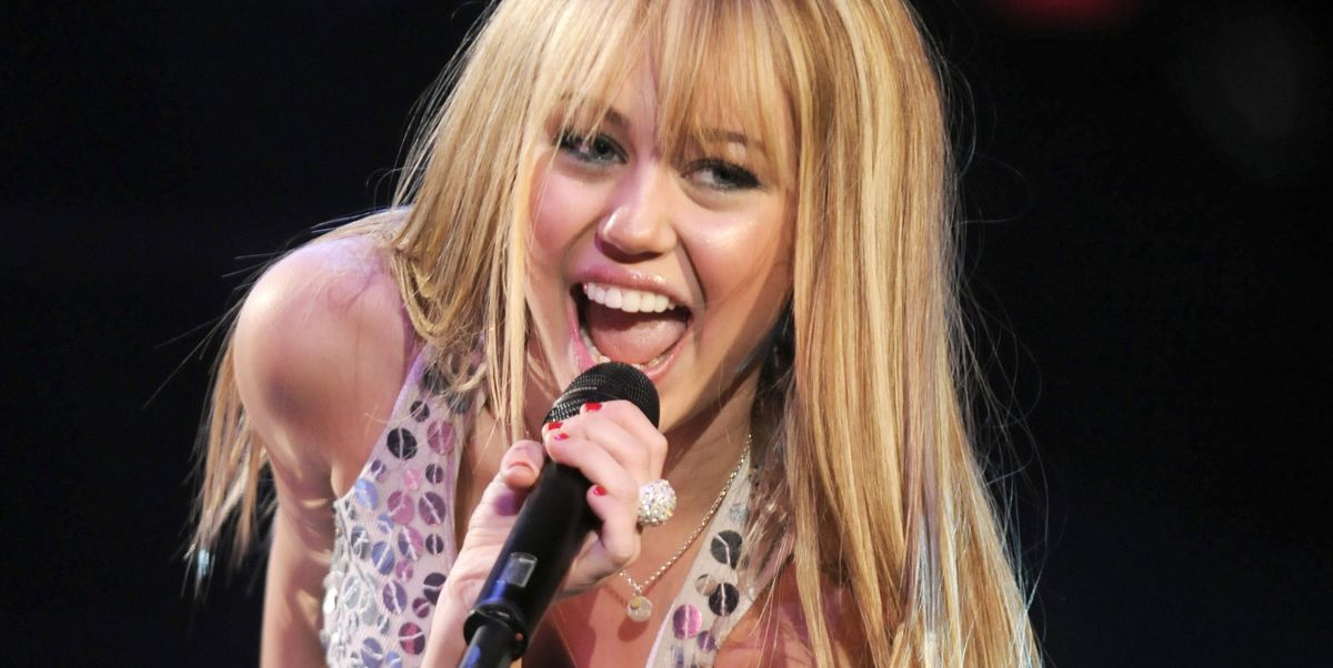Miley Cyrus Used This Hannah Montana Clip To Show Her Mindset