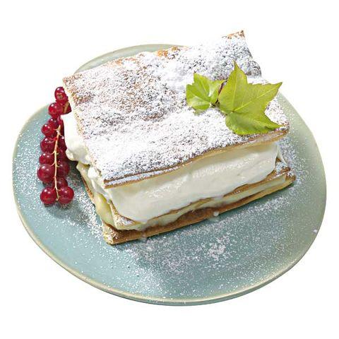 Food, Cuisine, Dish, Dessert, Mille-feuille, Baked goods, Ingredient, Pastry, Zuppa inglese, Tiramisu,