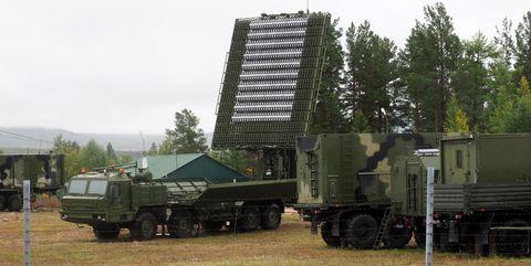 Ejercicio militar Vostok 2018 en Telemba, Rusia