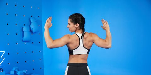 15 Minute Back And Biceps Workout 10 Back And Arm Exercises