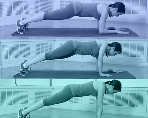 The 5-Move Military-Style Conditioning Workout