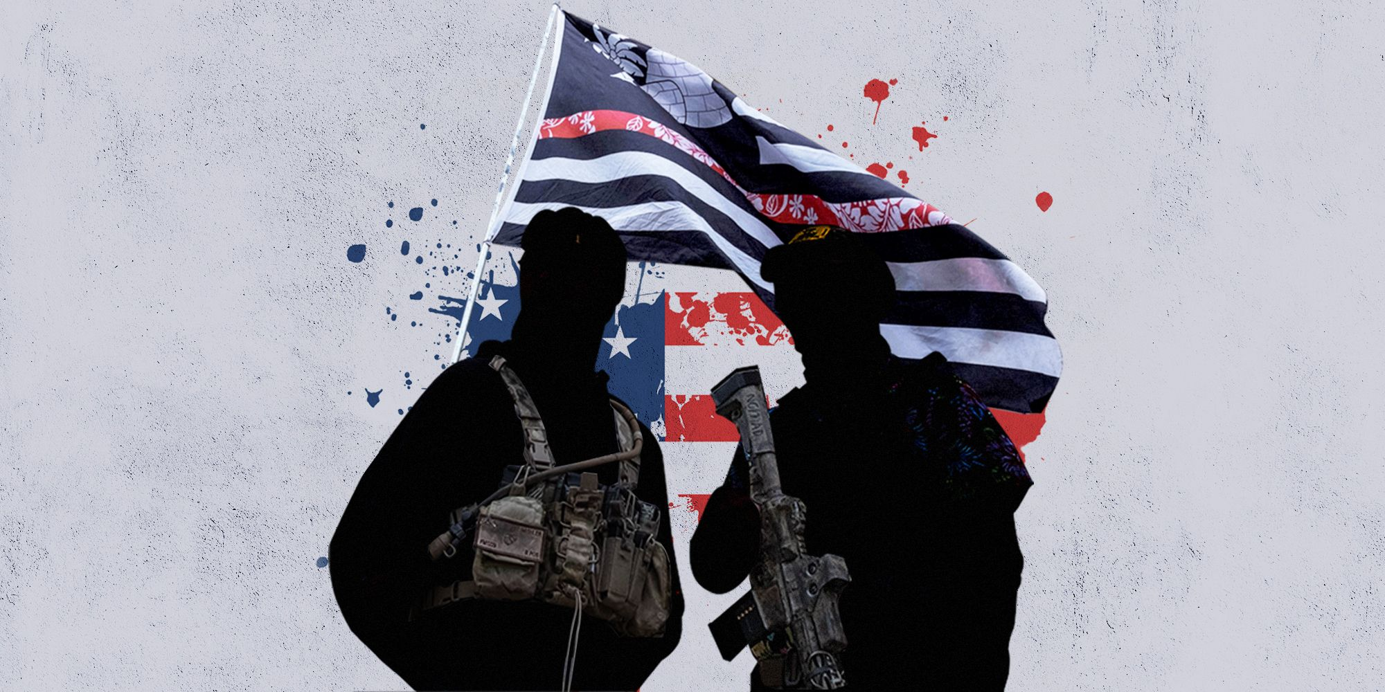 An Expert on Right Wing Extremist Groups Warns 'The Threat Is Escalating'