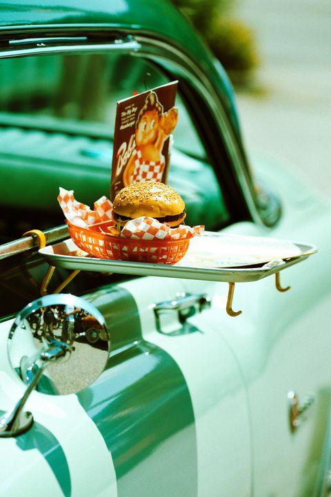 Green, Vehicle, Classic car, Car, Vintage car,