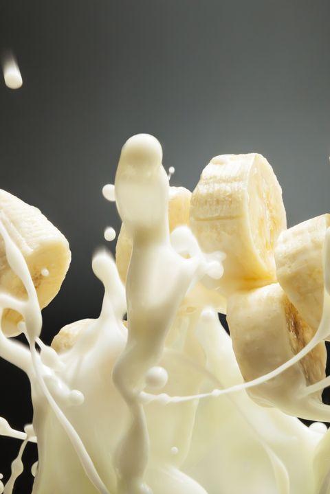 Milk lift Banana