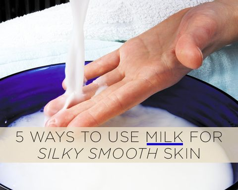 5 Ways to Use Milk for Silky Smooth Skin