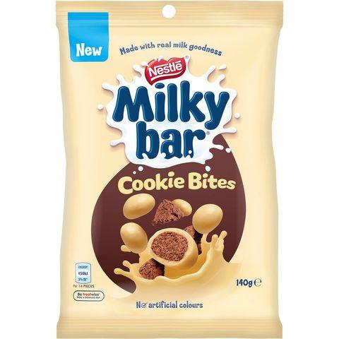 milkybar cookie bites