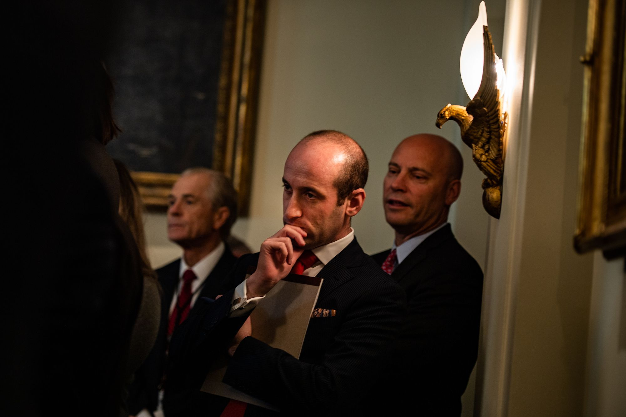 Stephen Miller Continues to be a Blight on the White House