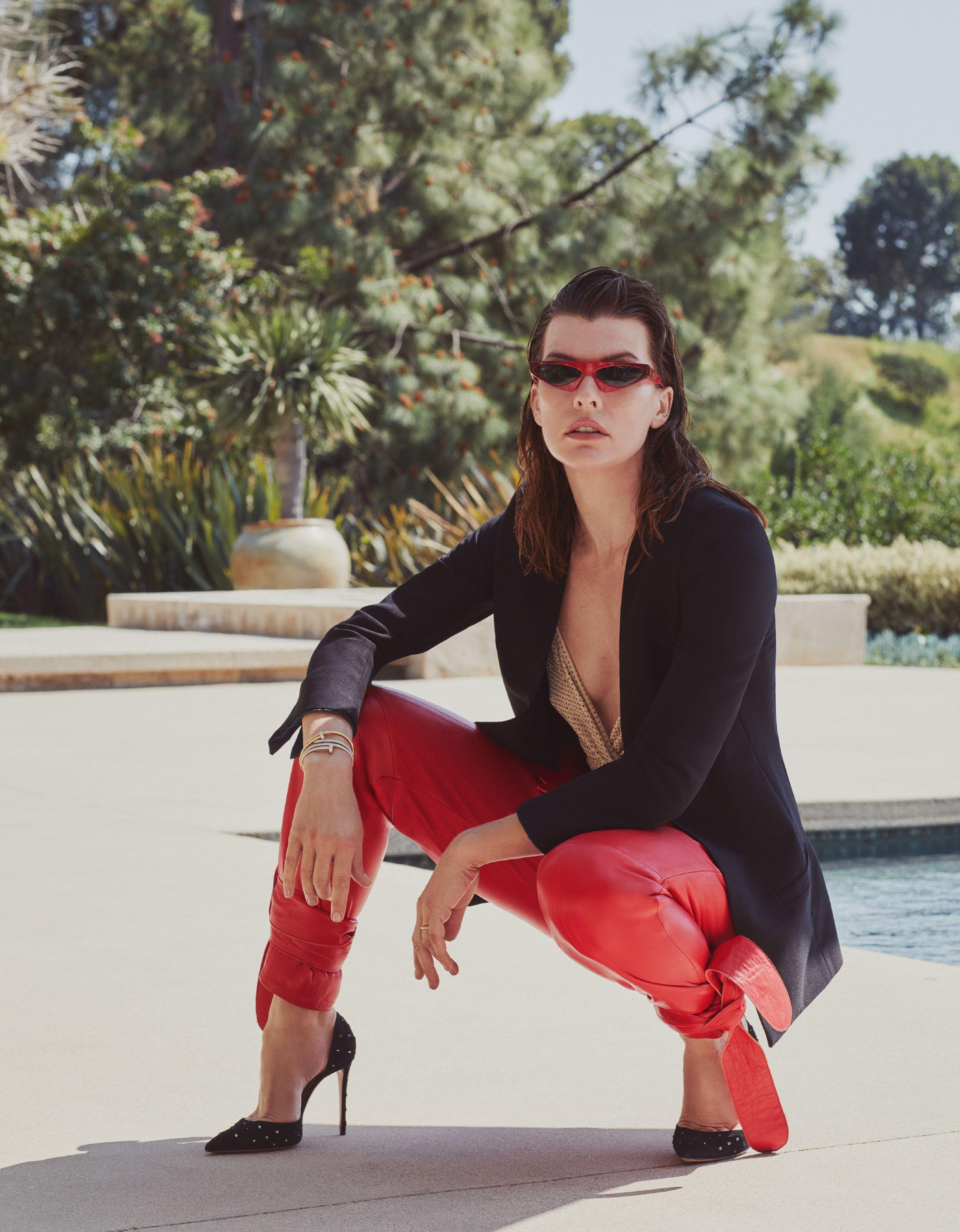 Milla-Jovovich-moda-femminile-2019-fracomina