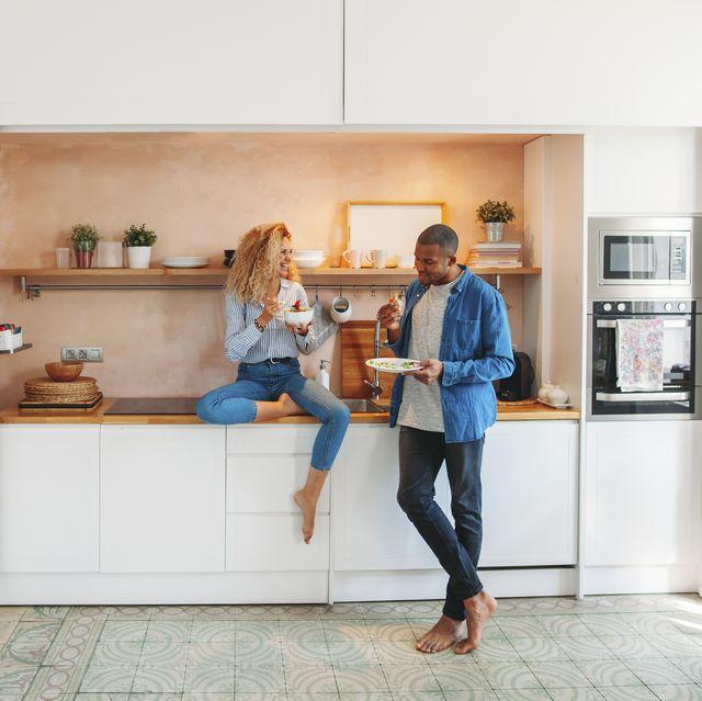Millennials en la cocina