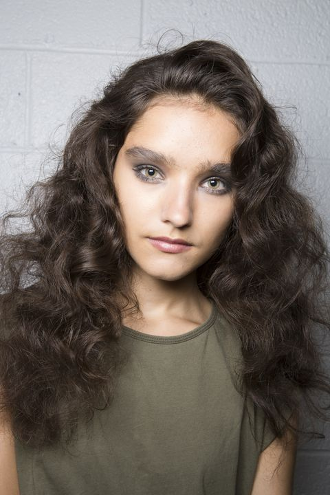 The Best Hair Looks From The Spring 2019 Runways Spring Summer