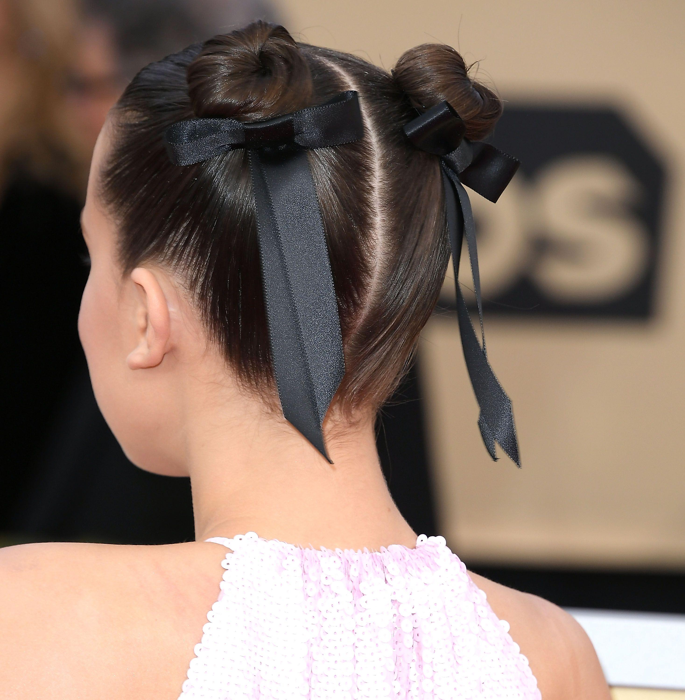 Peinados Con Lazo Que Salvaran Tu Look De Nochevieja Peinados Para