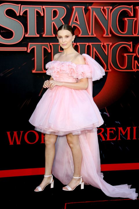 "Premiere Of Netflix's ""Stranger Things"" Season 3 - Arrivals"