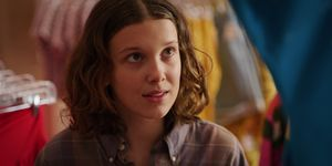 Stranger Things 3 Millie bobby Brown Eleven Mike
