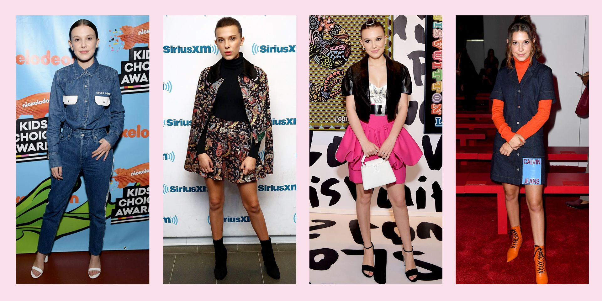 13 Epic Millie Bobby Brown Outfits That Deserve to Go Down in Fashion History