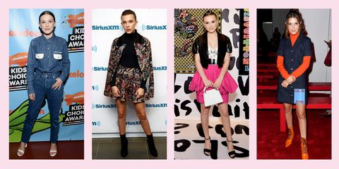 Millie Bobby Brown Outfits