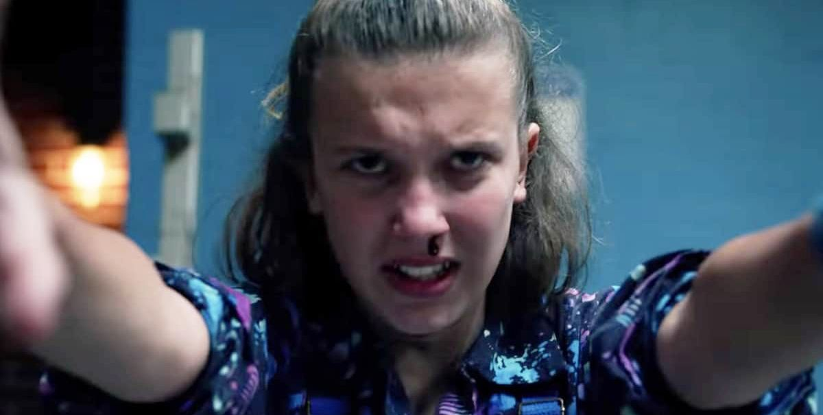 Millie Bobby Brown Says She Threw Up After This Stranger