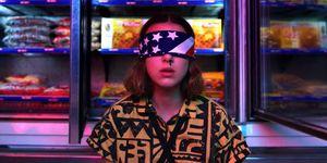 Millie Bobby Brown as Eleven, Stranger Things 3 trailer