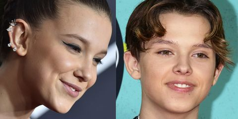 who is dating millie bobby brown