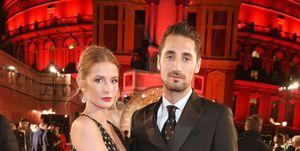 Millie Mackintosh is pregnant with Hugo Taylor's first child