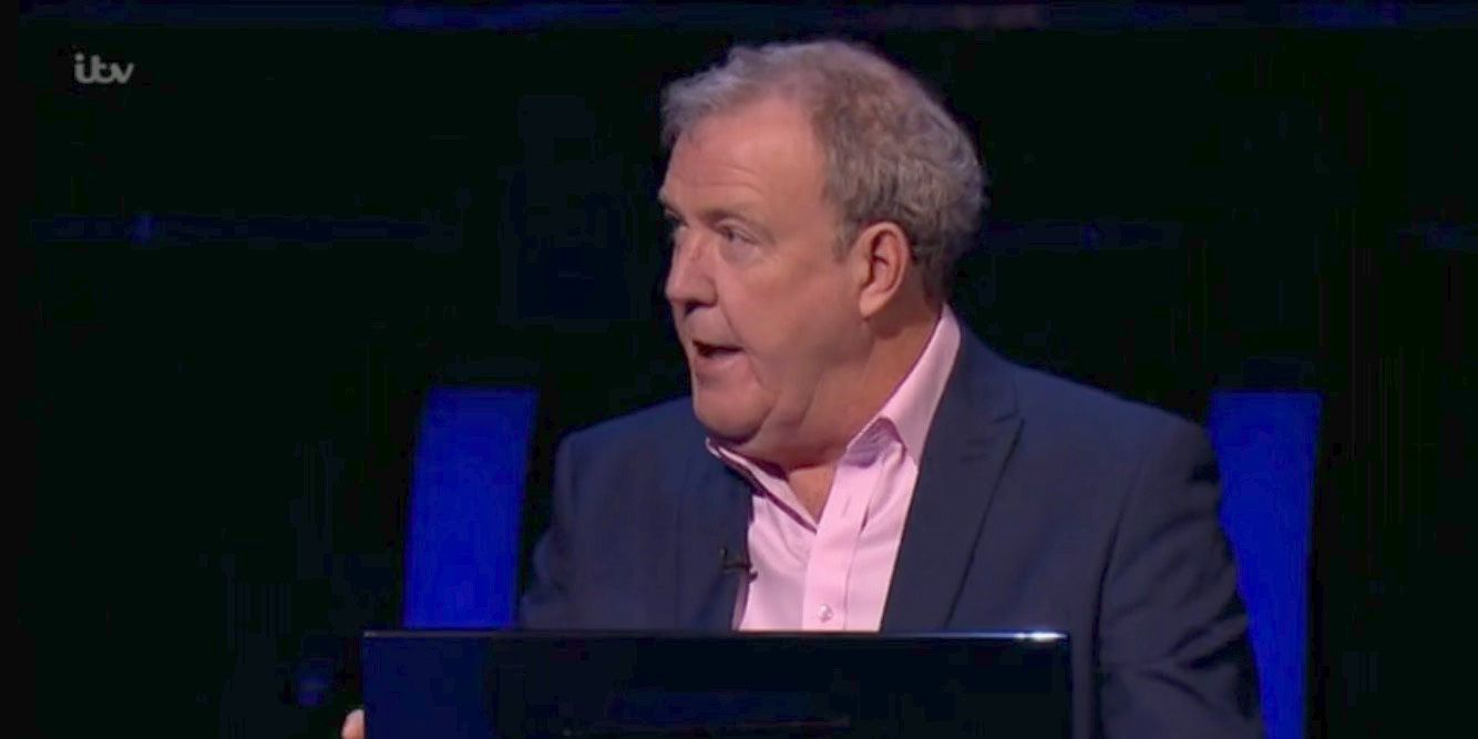 Who Wants to Be a Millionaire: Jeremy Clarkson