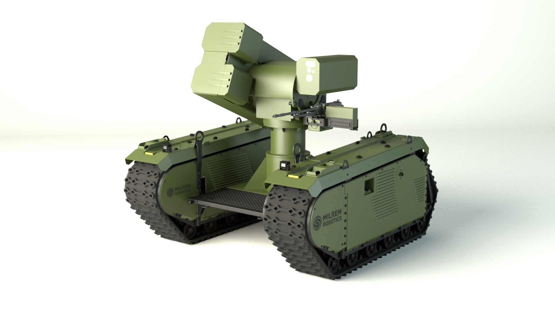 This Tank-Killer Robot Could Revolutionize Ground Warfare