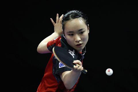 Shinhan Korean Open - Day 1 伊藤美誠